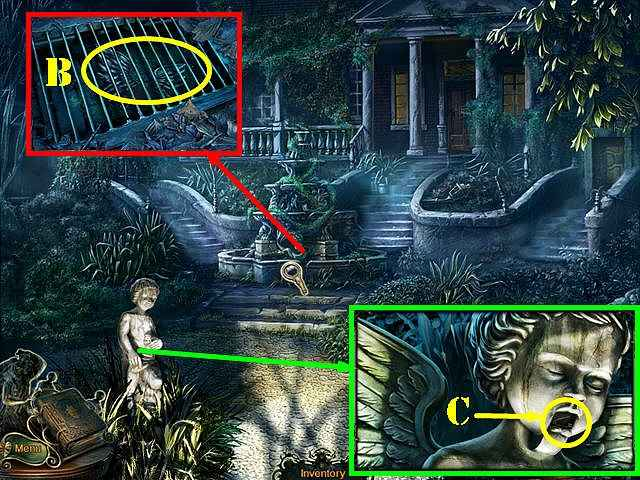 enigma agency: the case of shadows walkthrough 17 screenshots 2
