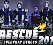Rescue 2013 Everyday Heroes game feature image