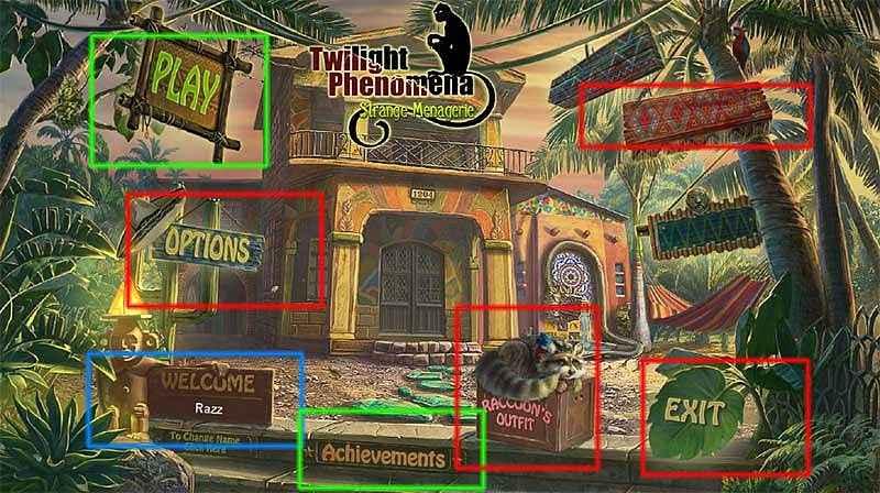 twilight phenomena: strange menagerie walkthrough screenshots 3