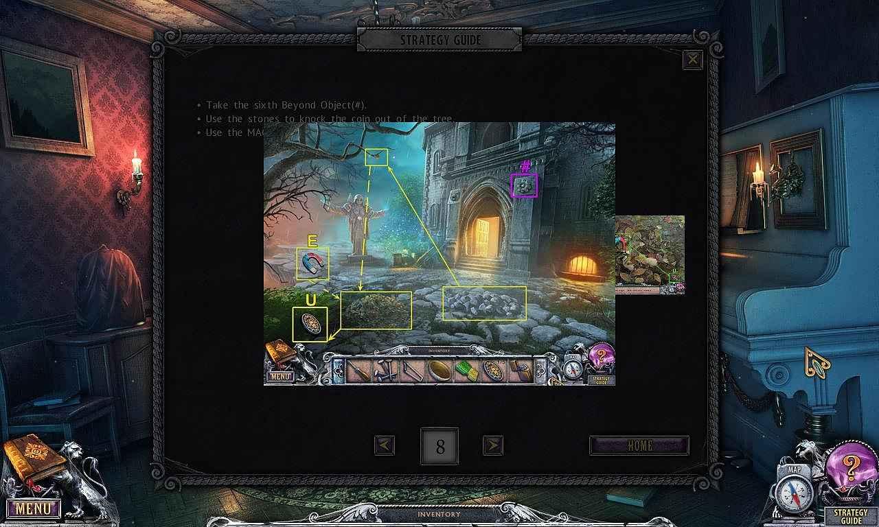 house of 1000 doors: serpent flame walkthrough 9 screenshots 2