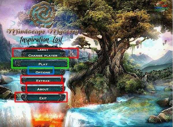 mindscape mysteries: inspiration lost walkthrough screenshots 1