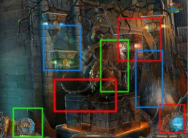 mindscape mysteries: inspiration lost walkthrough screenshots 2