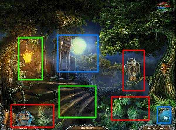 mindscape mysteries: inspiration lost walkthrough screenshots 3