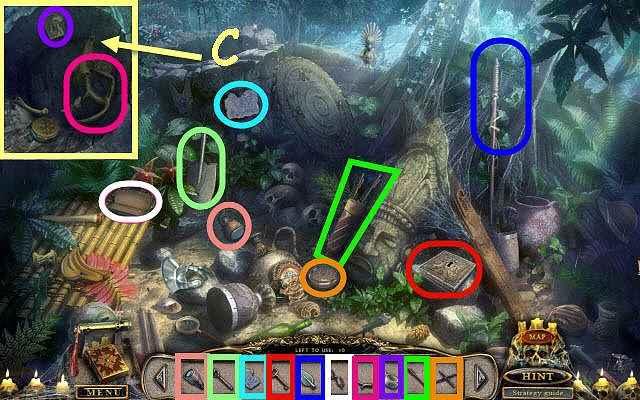 portal of evil:stolen runes walkthrough 24 screenshots 1