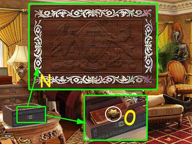mystery murders: the sleeping palace walkthrough 4 screenshots 3