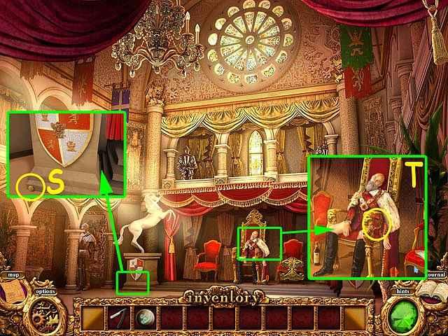 mystery murders: the sleeping palace walkthrough 6 screenshots 1