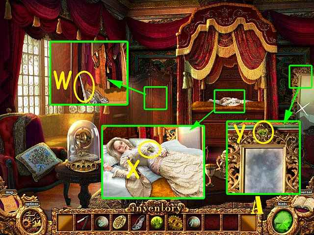 mystery murders: the sleeping palace walkthrough 7 screenshots 1