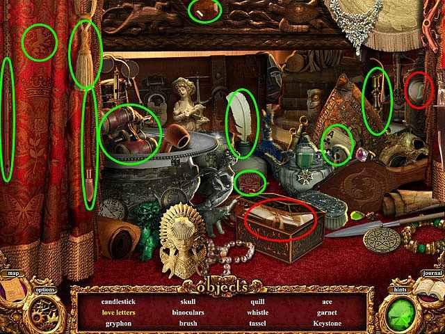 mystery murders: the sleeping palace walkthrough 7 screenshots 2