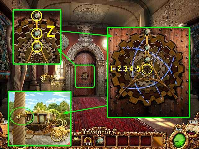 mystery murders: the sleeping palace walkthrough 7 screenshots 3