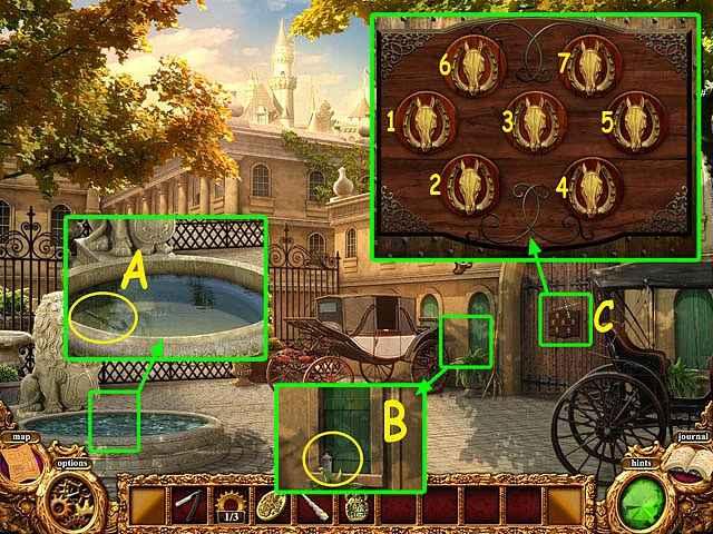 mystery murders: the sleeping palace walkthrough 8 screenshots 1