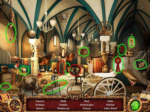 mystery murders: the sleeping palace walkthrough 8 screenshots 2