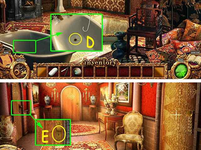 mystery murders: the sleeping palace walkthrough 8 screenshots 3