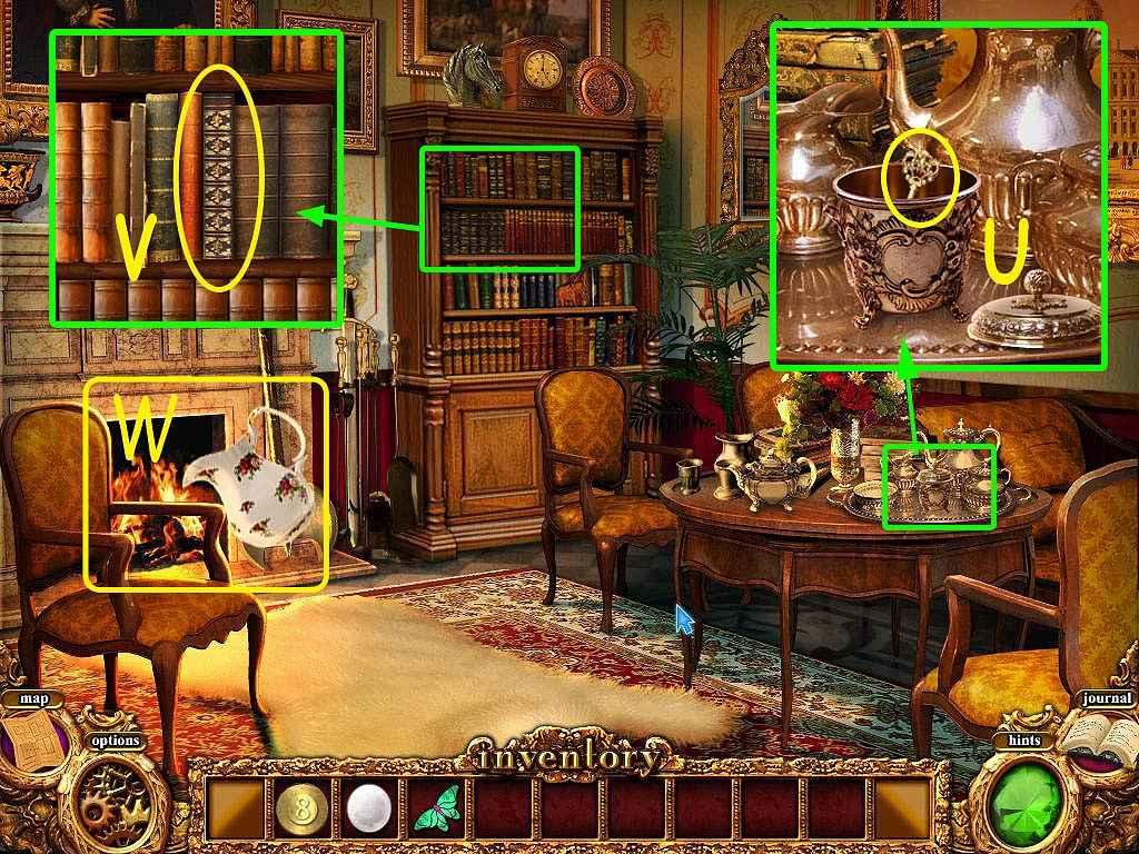 mystery murders: the sleeping palace walkthrough 11 screenshots 1