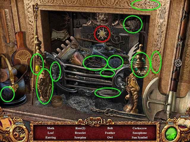 mystery murders: the sleeping palace walkthrough 11 screenshots 2