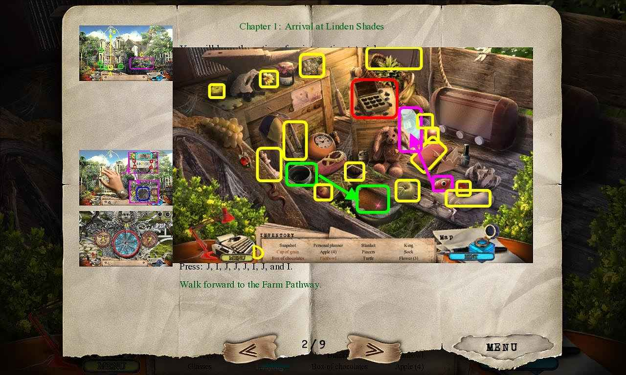 off the record: linden shades walkthrough 3 screenshots 2