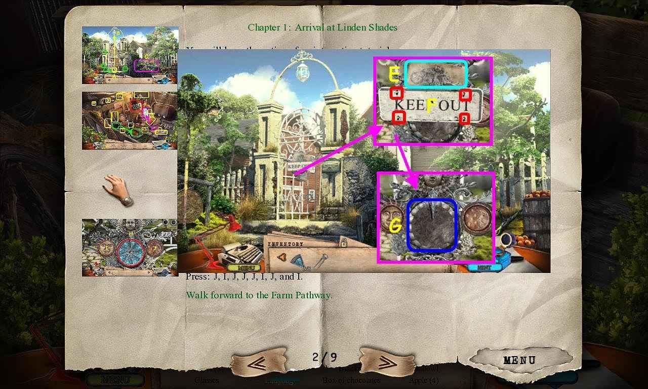 off the record: linden shades walkthrough 3 screenshots 3