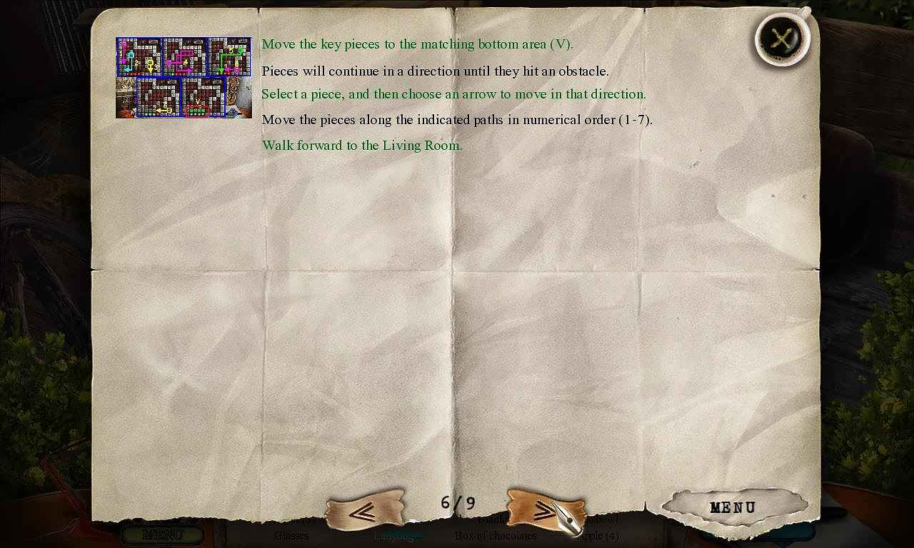 off the record: linden shades walkthrough 7 screenshots 1