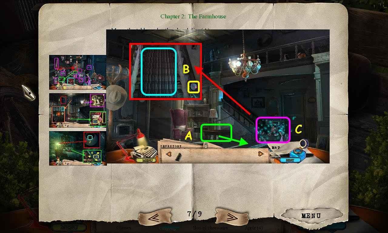 off the record: linden shades walkthrough 7 screenshots 3