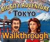 big city adventure: tokyo collector's edition walkthrough
