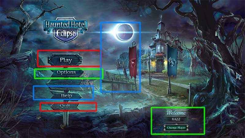 haunted hotel: eclipse walkthrough screenshots 2