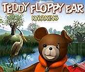 Teddy Floppy Ear: Kayaking game feature image