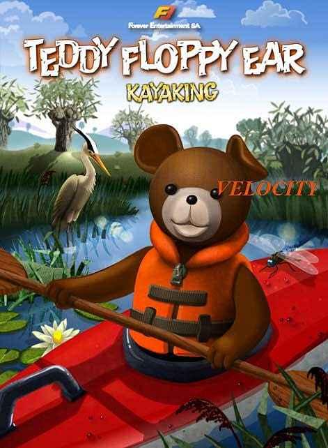 teddy floppy ear: kayaking screenshots 1