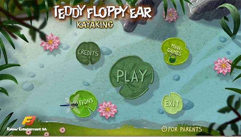 teddy floppy ear: kayaking screenshots 3