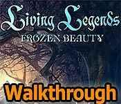 living legends: frozen beauty collector's edition walkthrough