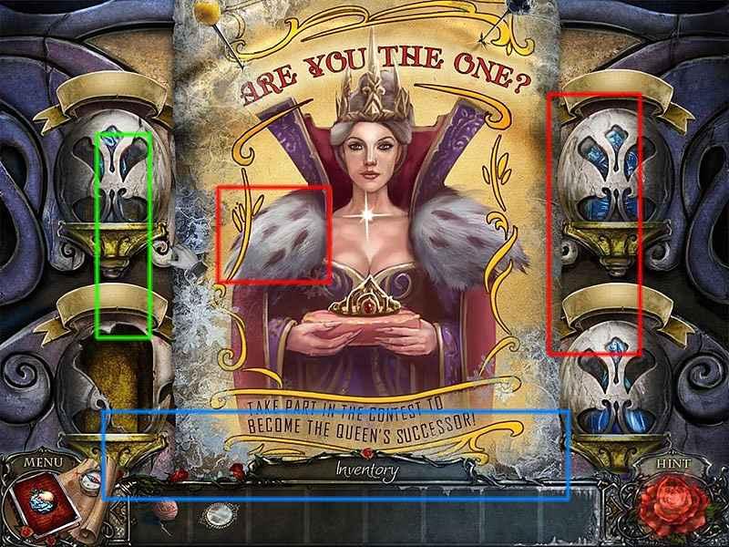 living legends: frozen beauty collector's edition walkthrough screenshots 1