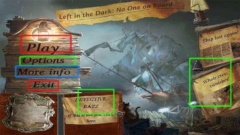 left in the dark: no one on board walkthrough screenshots 3