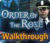 order of the rose collector's edition walkthrough