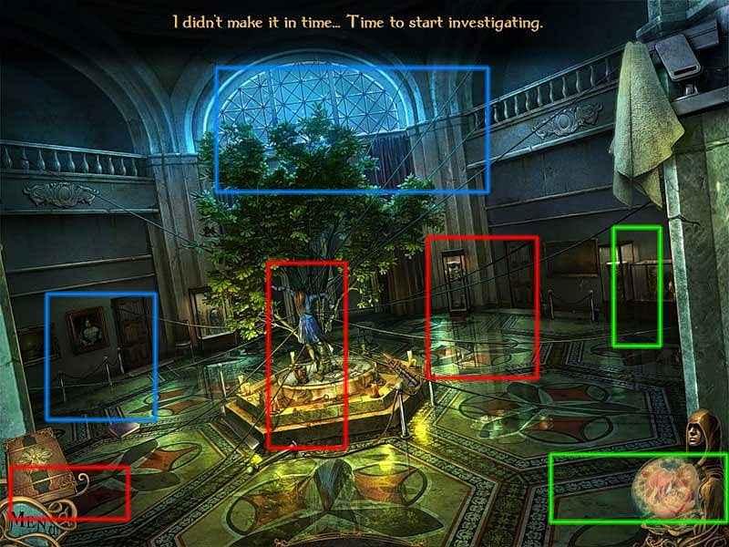 order of the rose walkthrough screenshots 2
