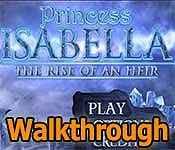 Princess Isabella: The Rise of an Heir Walkthrough 14