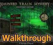 Haunted Train Mystery Walkthrough