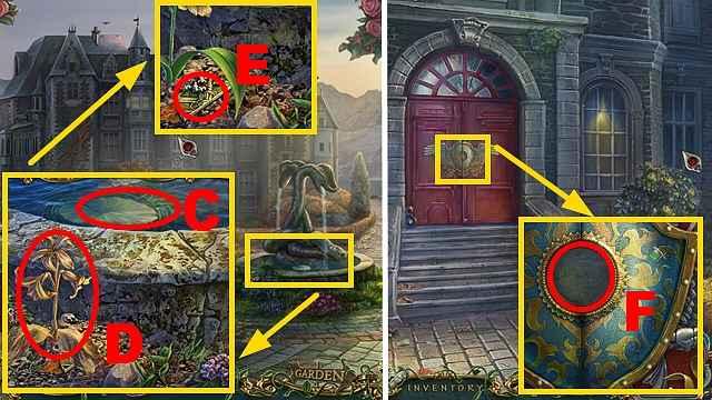 haunted legends: the curse of vox walkthrough 4 screenshots 3
