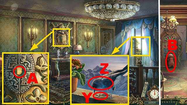 haunted legends: the curse of vox walkthrough 6 screenshots 1
