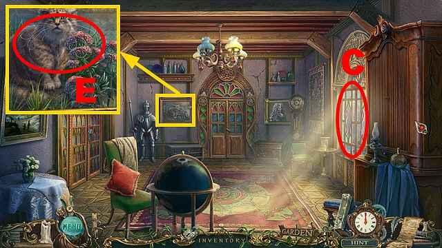 haunted legends: the curse of vox walkthrough 6 screenshots 2