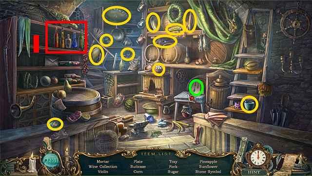 haunted legends: the curse of vox walkthrough 7 screenshots 1