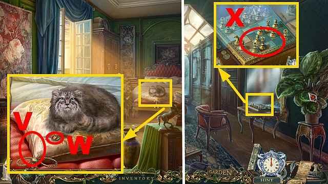 haunted legends: the curse of vox walkthrough 11 screenshots 2