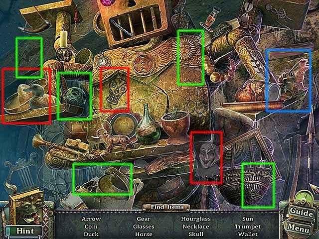 calavera: day of the dead collector's edition walkthrough screenshots 3