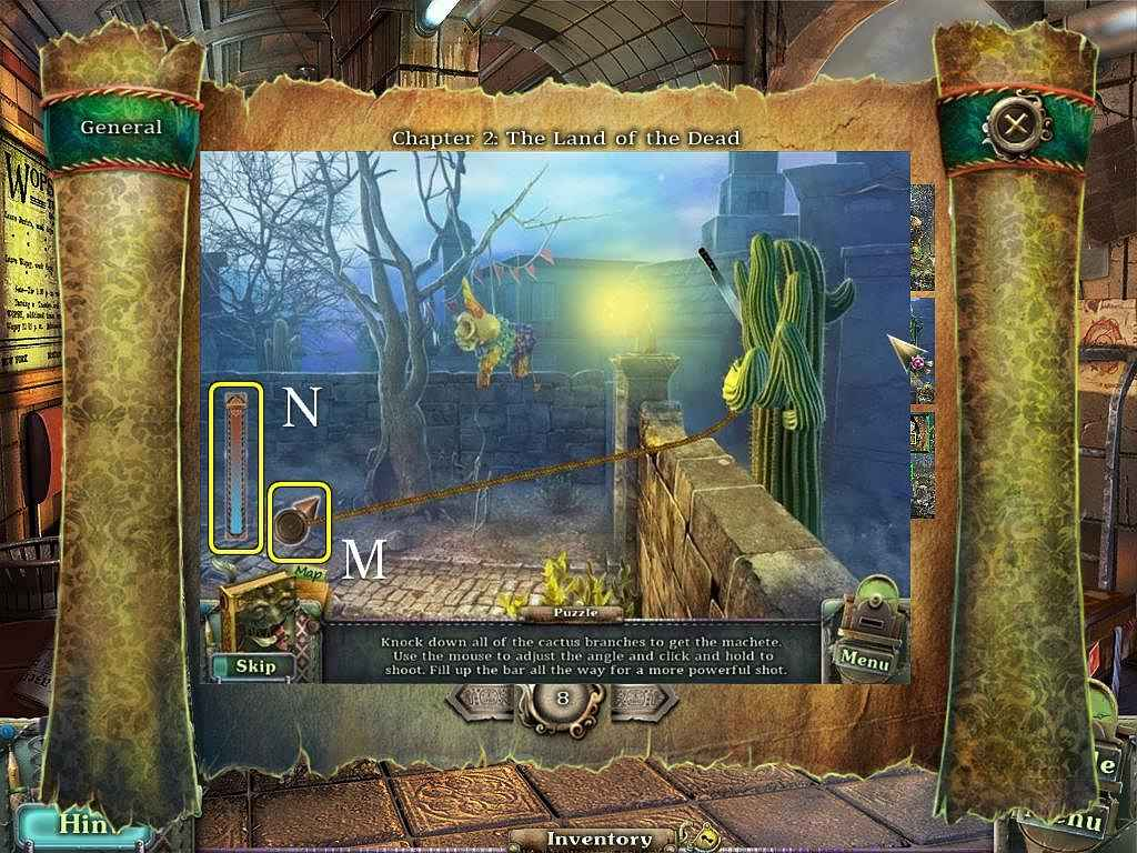 calavera: day of the dead walkthrough 9 screenshots 2