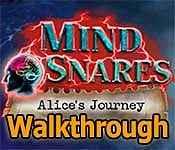 mind snares: alice's journey walkthrough