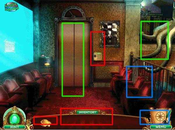 the emerald maiden: symphony of dreams collector's edition walkthrough screenshots 1