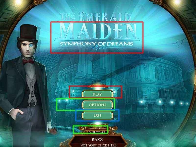 the emerald maiden: symphony of dreams collector's edition walkthrough screenshots 2