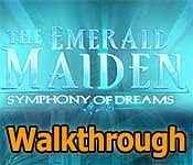 the emerald maiden: symphony of dreams walkthrough
