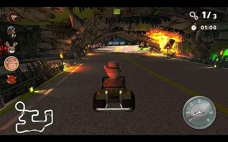 teddy floppy ear: the race screenshots 2