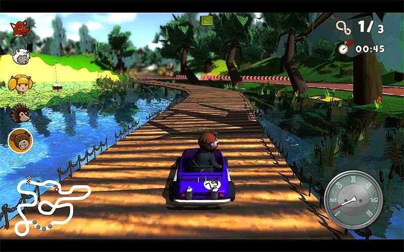 teddy floppy ear: the race screenshots 3
