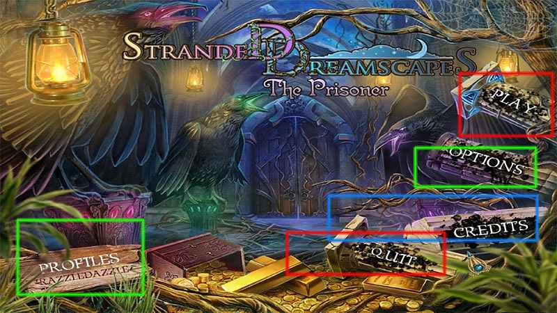 stranded dreamscapes: the prisoner walkthrough screenshots 1