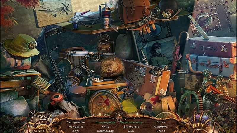 web of deceit: morgana's legacy collector's edition screenshots 1