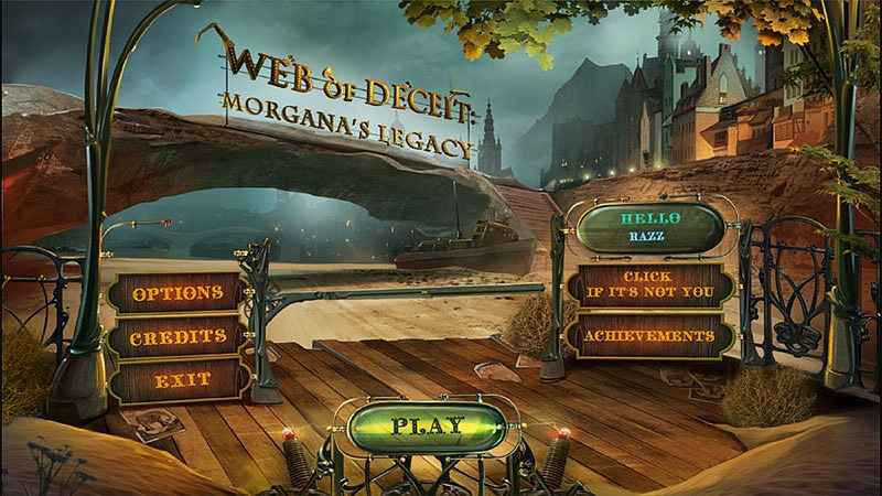 web of deceit: morgana's legacy collector's edition screenshots 2